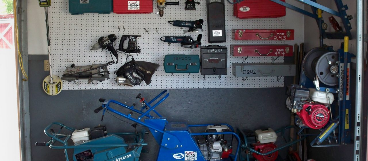Tool & Equipment Rentals- We've got what you need!