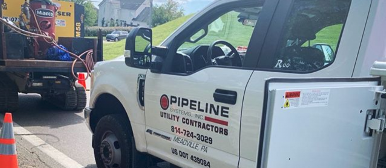Pipeline Systems, Inc. Protects Piping With Powercrete R-95