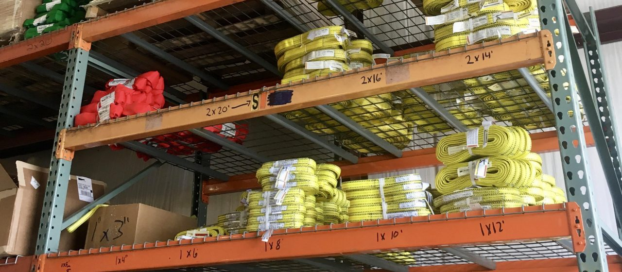 Lifting, Rigging, & Material Handling Supplies