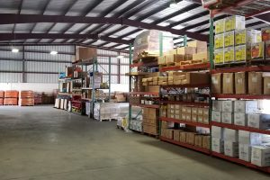 SEE INSIDE HORIZON SUPPLY COMPANY'S WAREHOUSE IN HOUSTON, TX