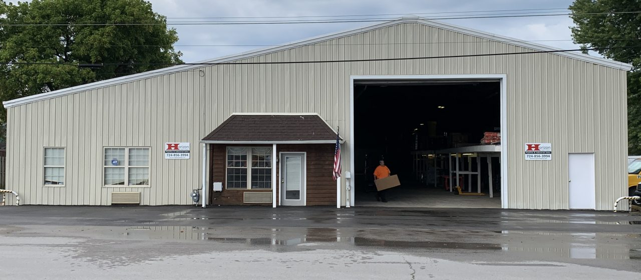 See Inside Horizon Supply Company's Warehouse In Elkins, WV