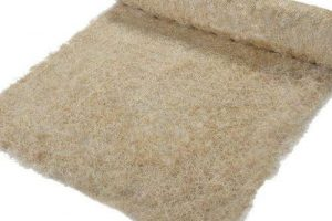 Straw Net Erosion Control Blankets