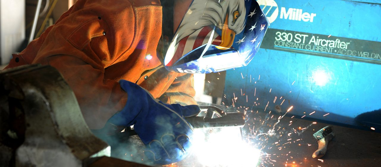 Industrial Supplies For The Metal Fabrication Industry